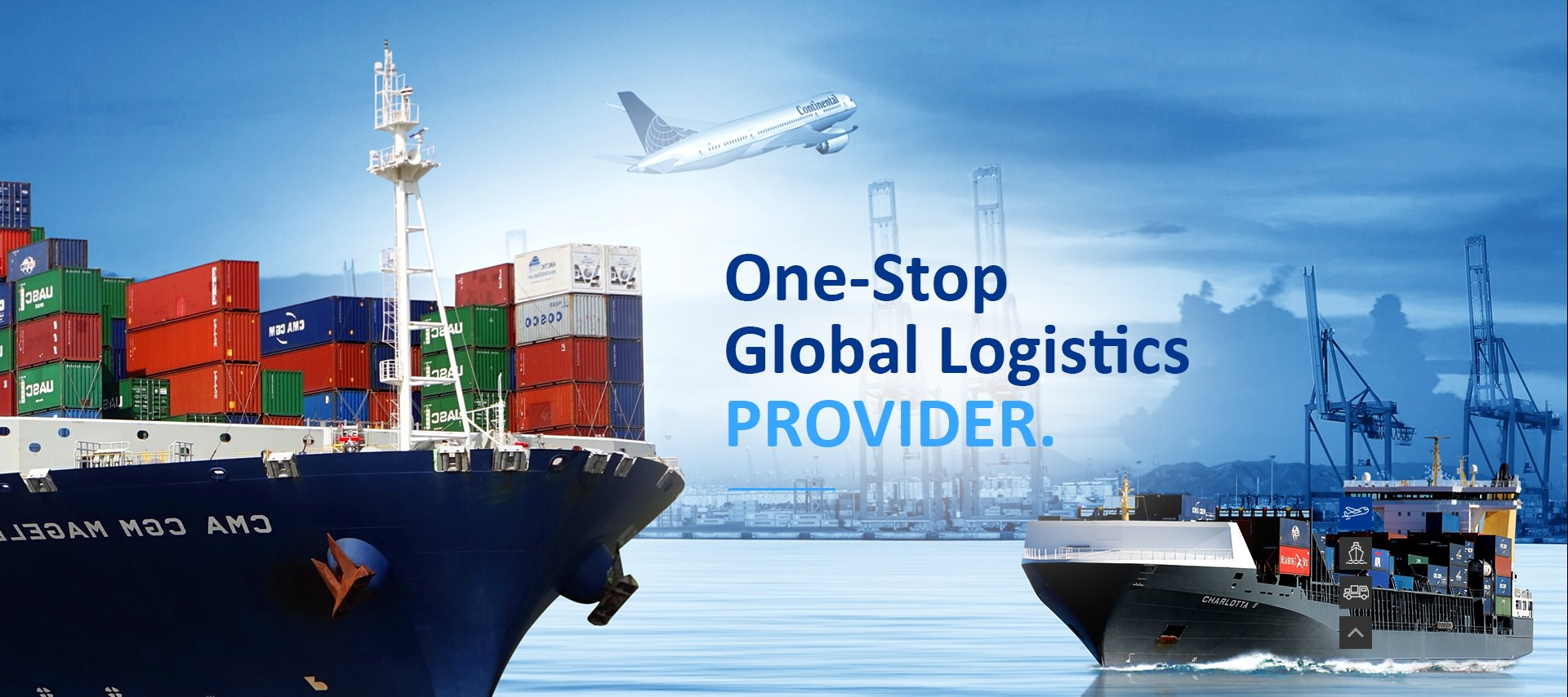 China Freight Forwarder One Stop Logistics Services