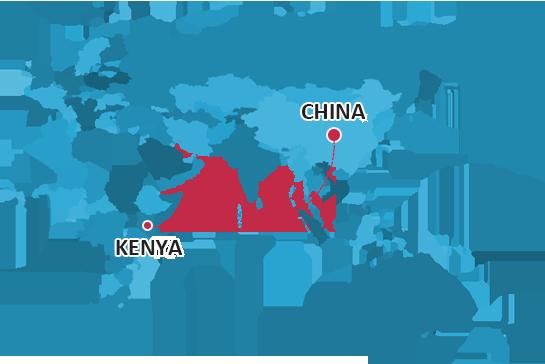 Shipping From China to Kenya | China Logistics Services